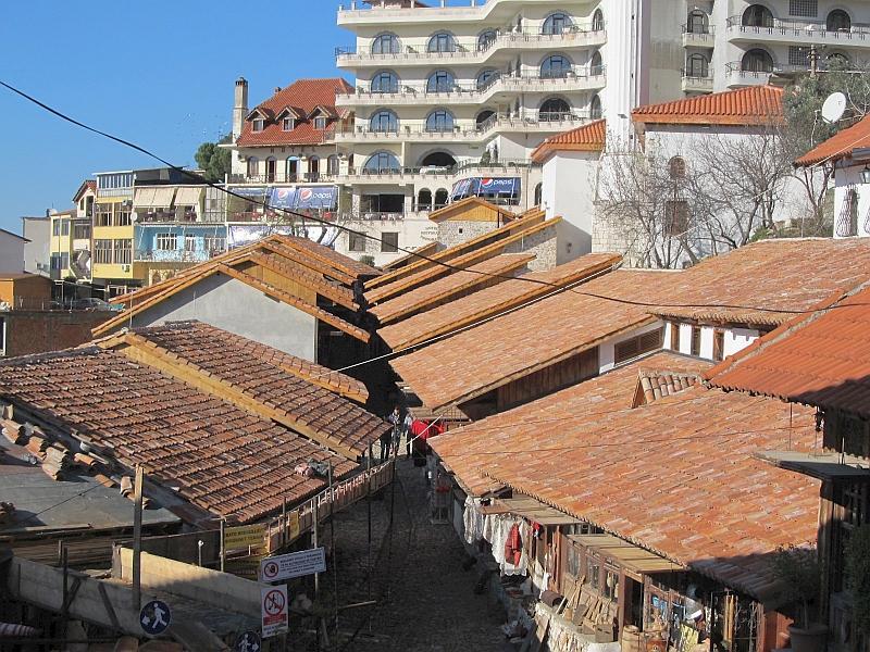 Круя: Старый базар