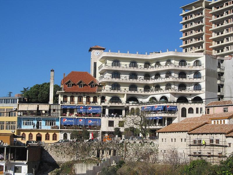 Круя: гостиница Панорама