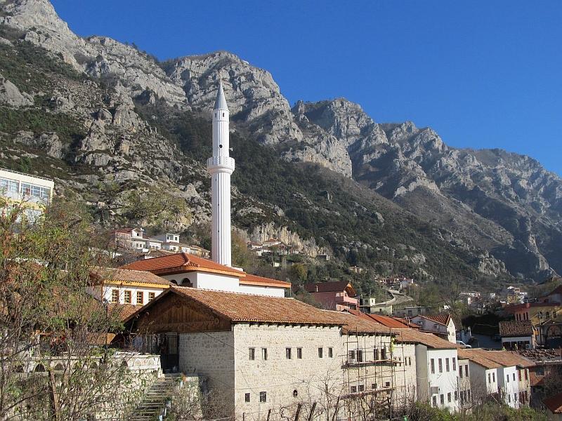 Круя: мечеть Мурад-бея