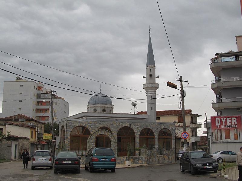Эльбасан: мечеть Синан-паши
