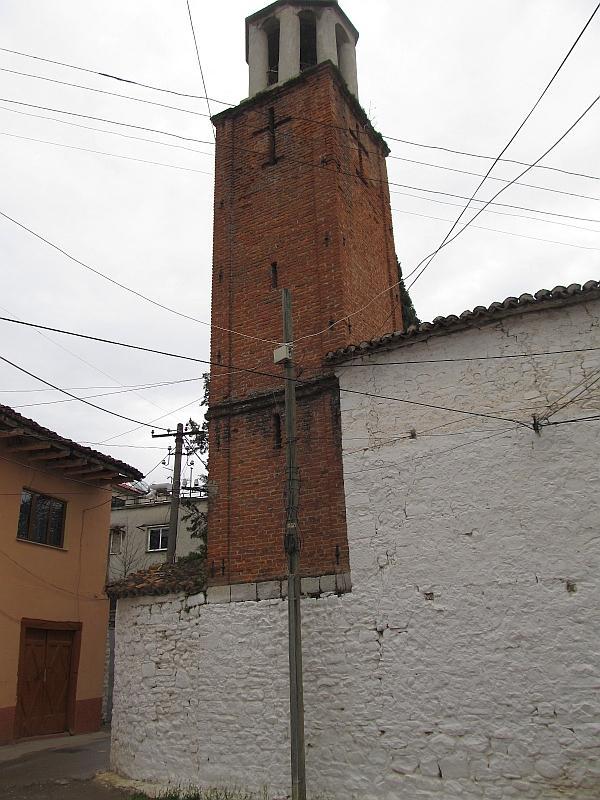 Эльбасан: церковь св.Марии (колокольня)
