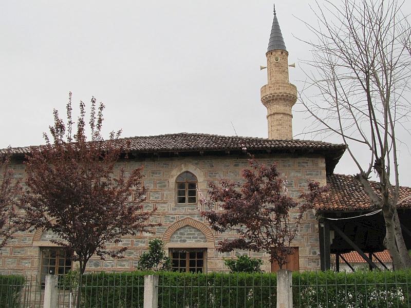 Эльбасан: Королевская мечеть