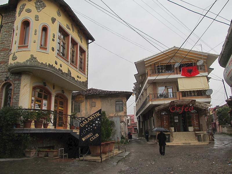 Эльбасан: главный вход в старый город