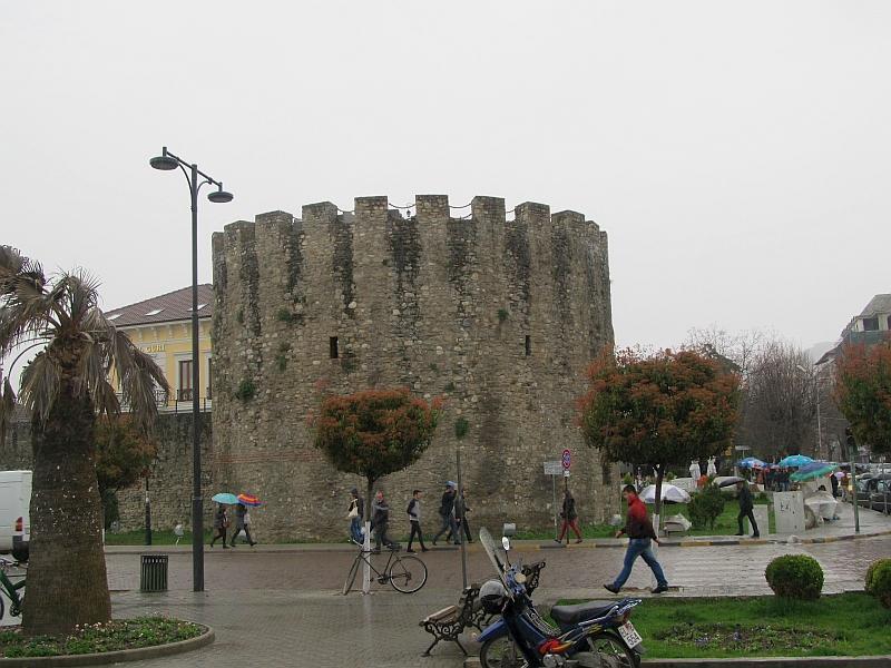 Эльбасан: восточный бастион крепости