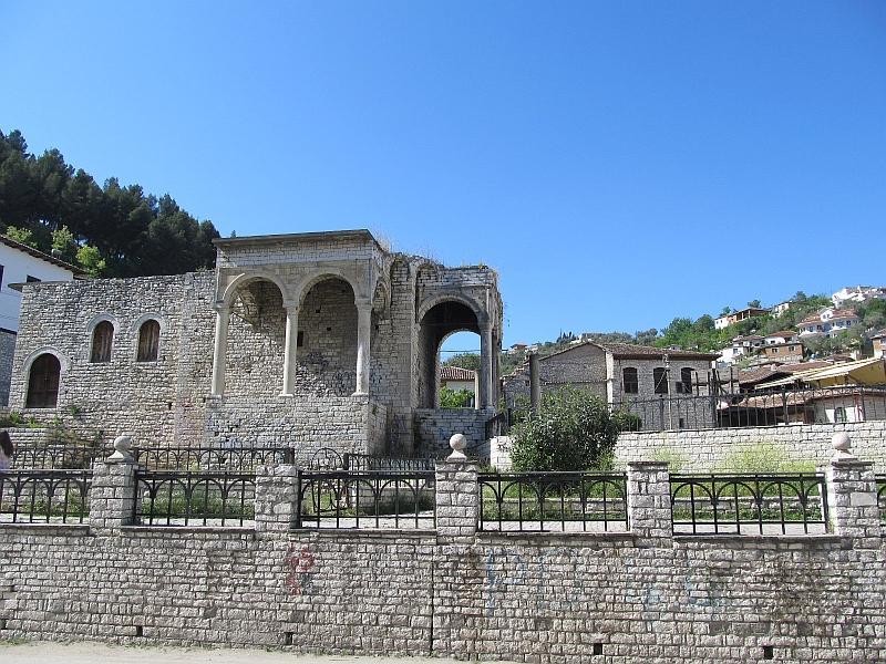 Берат: дворец Курт-паши (гарем)