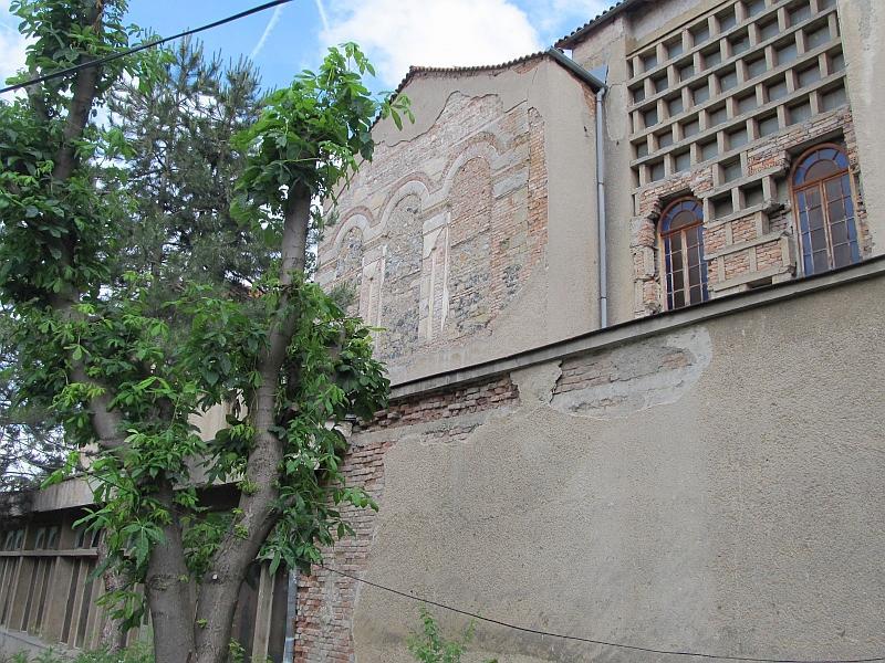 Корча: музей Средневекового искусства (южная сторона)
