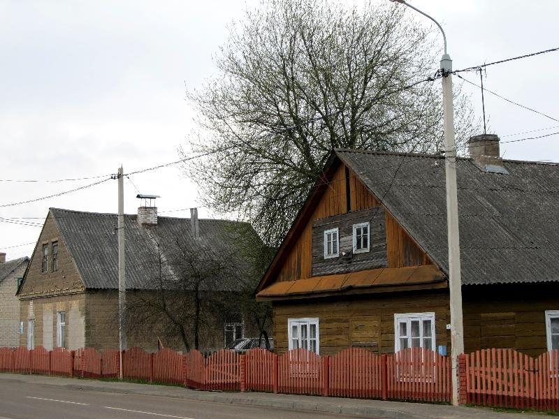 Ивье: ул. Красноармейская