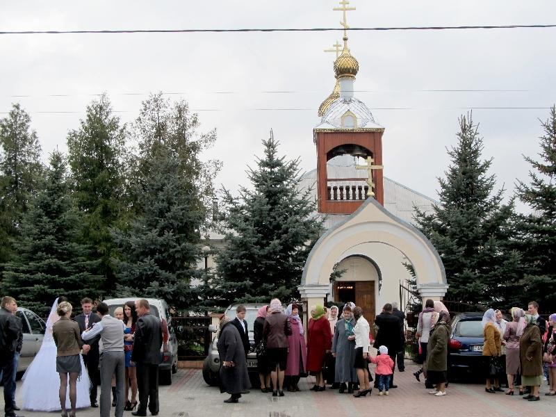 Ивье: церковь св.Гавриила