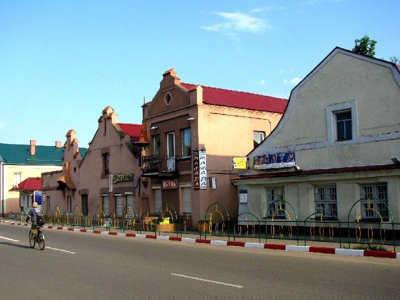 Поставы: барочные фасады