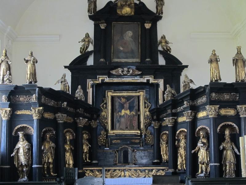 Будслав: Чёрный алтарь