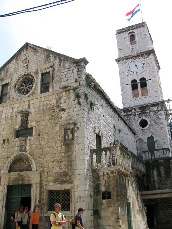 Шибеник: церковь св.Ивана