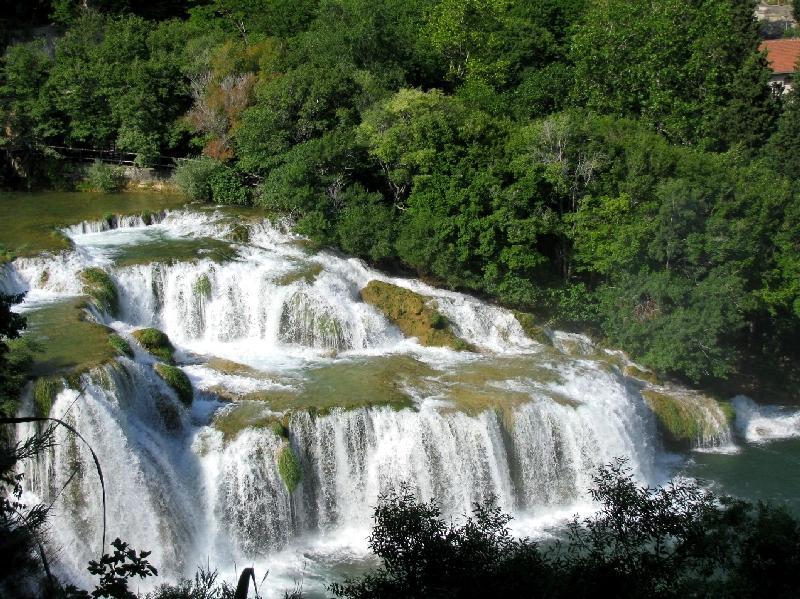 водопад Скрадински Бук
