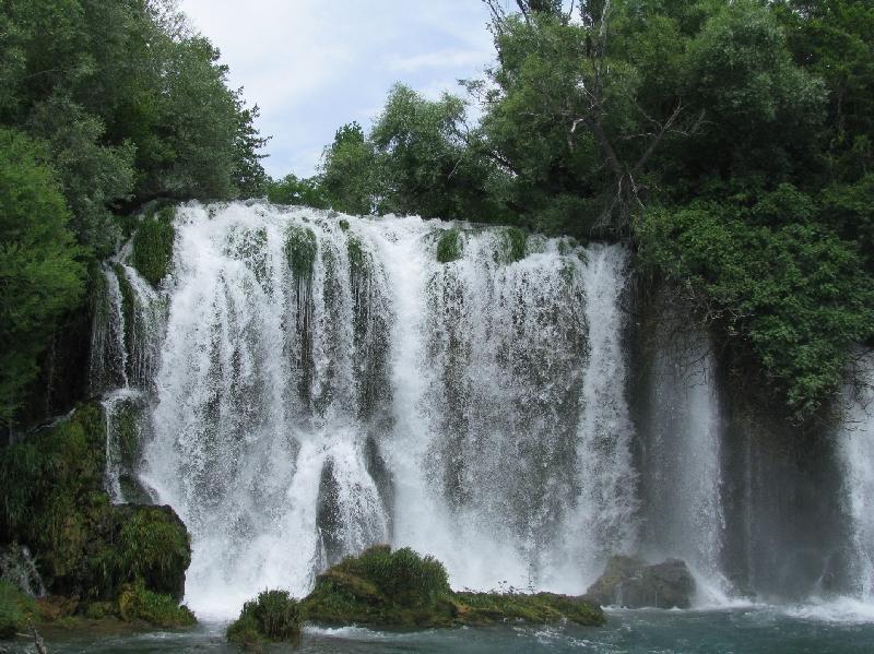 водопад Рошки Слап