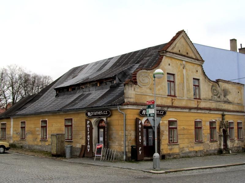 Пшибыслав: дом ремесленника