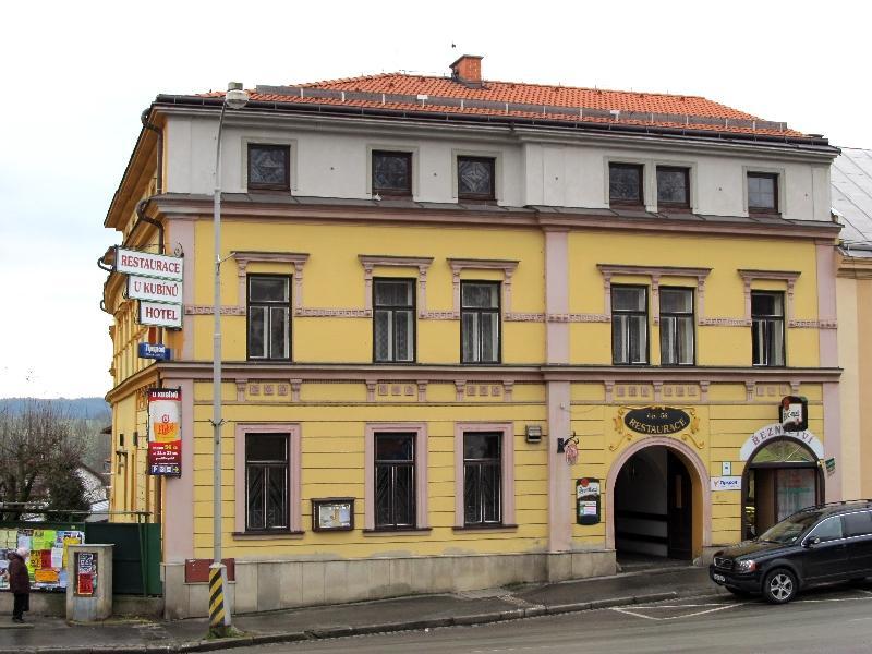 Пшибыслав: гостиница