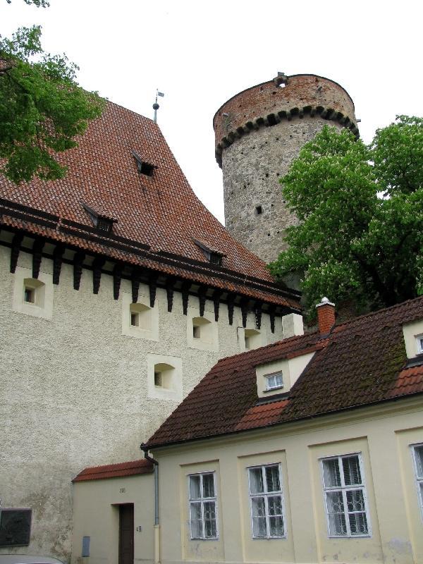 Табор: башня Котнова Града