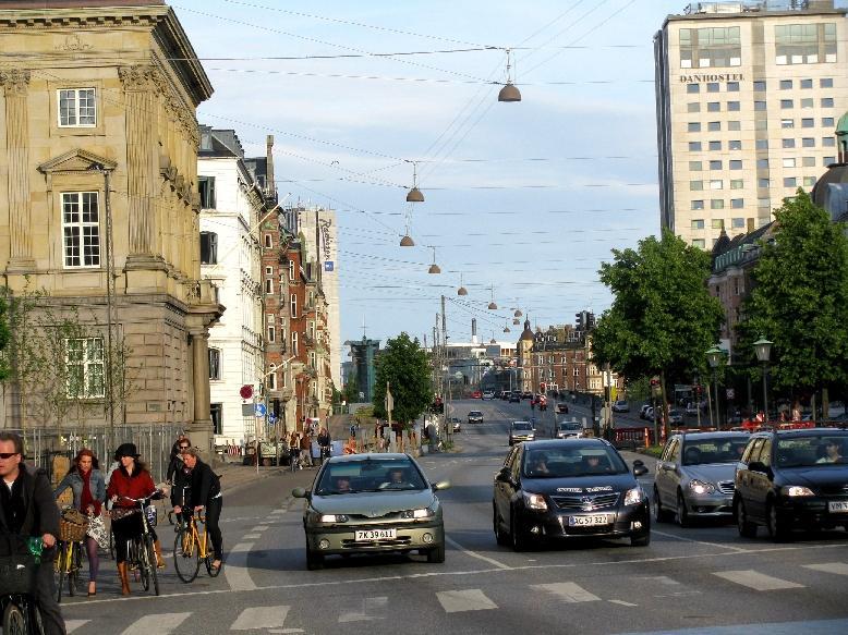 Копенгаген: проспект Андерсена