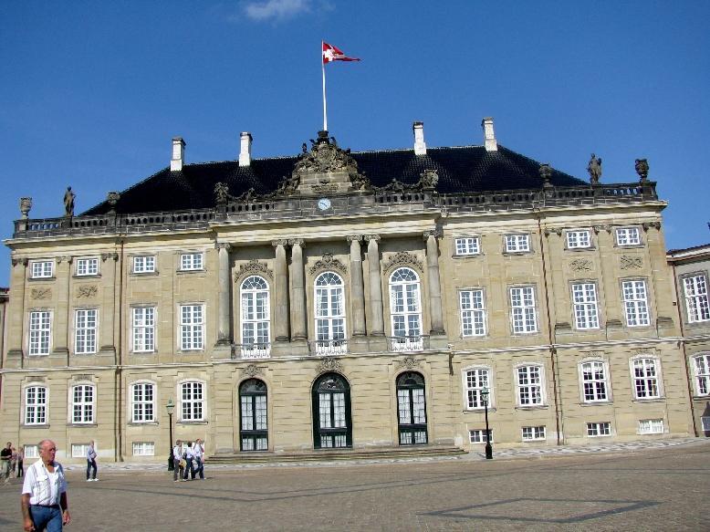 Копенгаген: Брокдорф