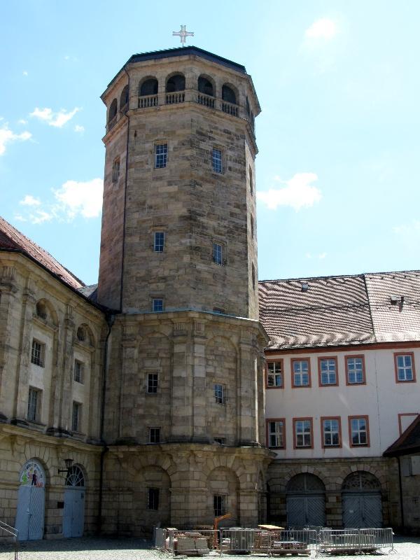 Байрёйт: башня Шлосстурм
