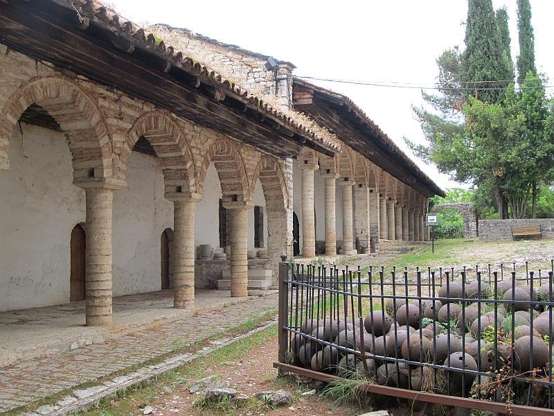 Янина: здание бывшего медресе