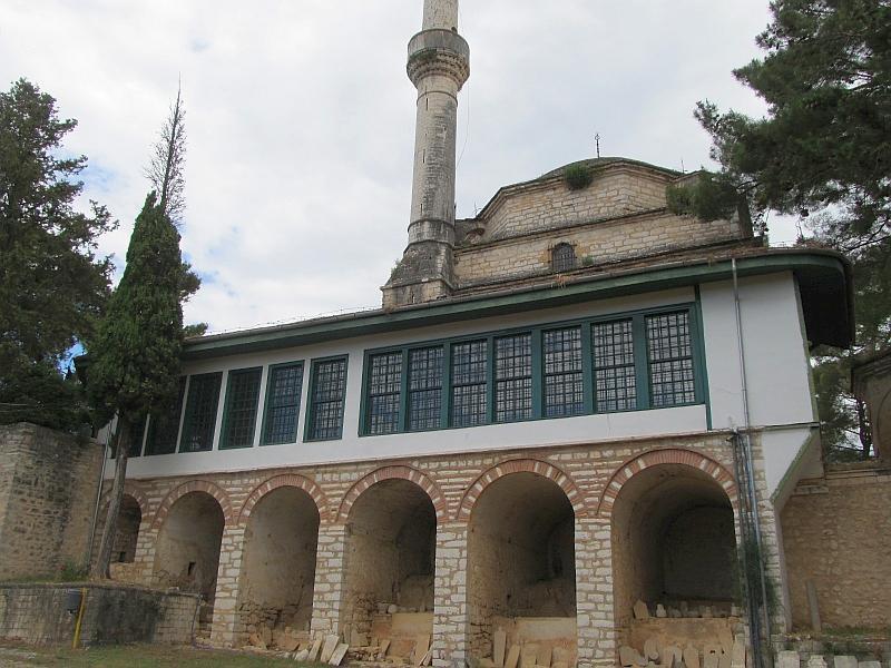 Янина: мечеть Аслан-паши