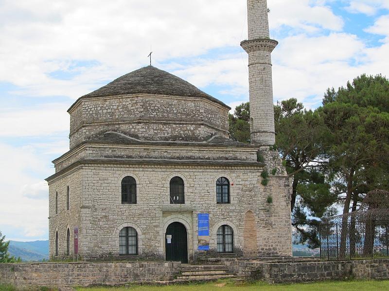 Янина: мечеть Фетхие (фасад)