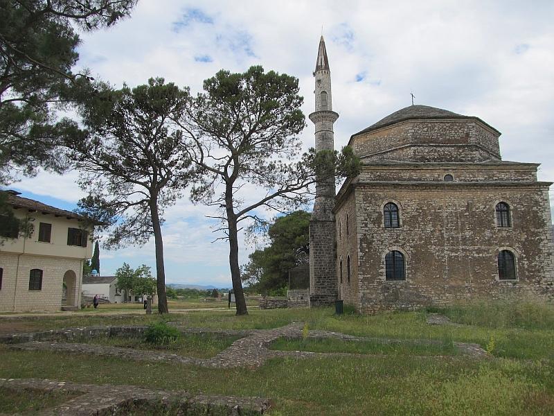 Янина: мечеть Фетхие (вид с юга)