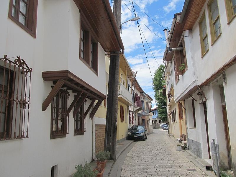 Янинская крепость: жилые кварталы