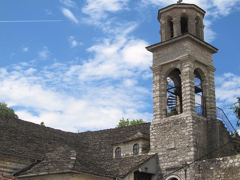 Янина: митрополичий собор св.Афанасия