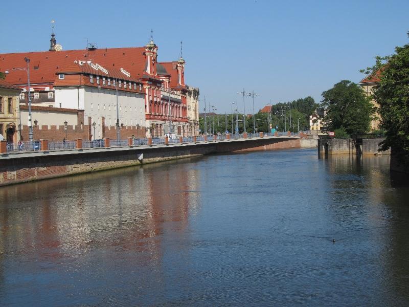 Вроцлав: библиотека Оссолинеум