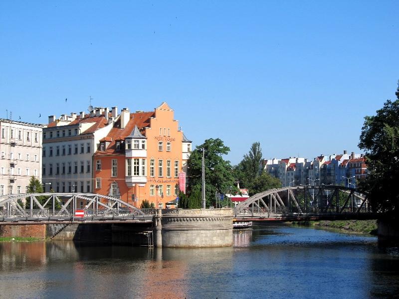 Вроцлав: Млынские мосты