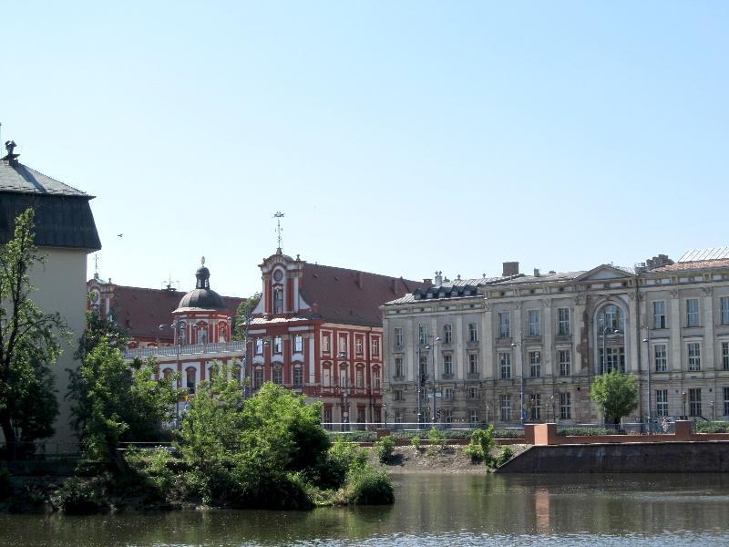 Вроцлав: бывший монастырь сестёр-урсулинок