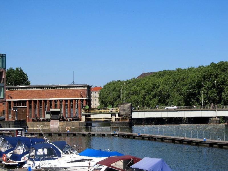 Вроцлав: ГЭС-2