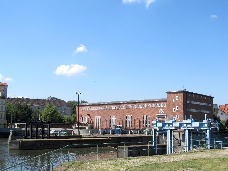 Вроцлав: ГЭС-1