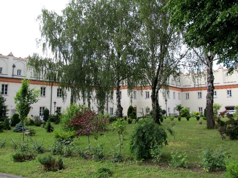 Сандомир: иезуитский коллегиум