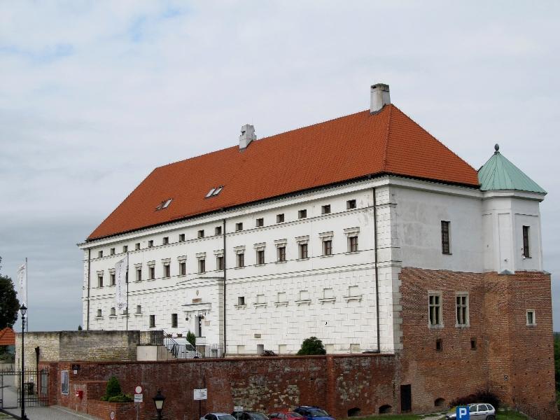 Сандомир: Королевский дворец