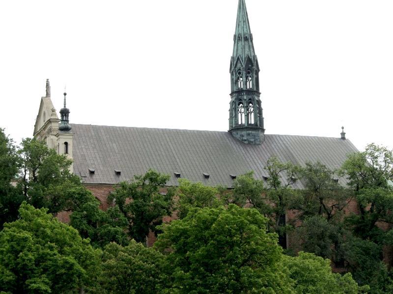 Сандомир: кафедральный собор