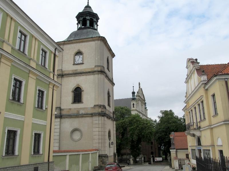 Сандомир: ул. Мариинская