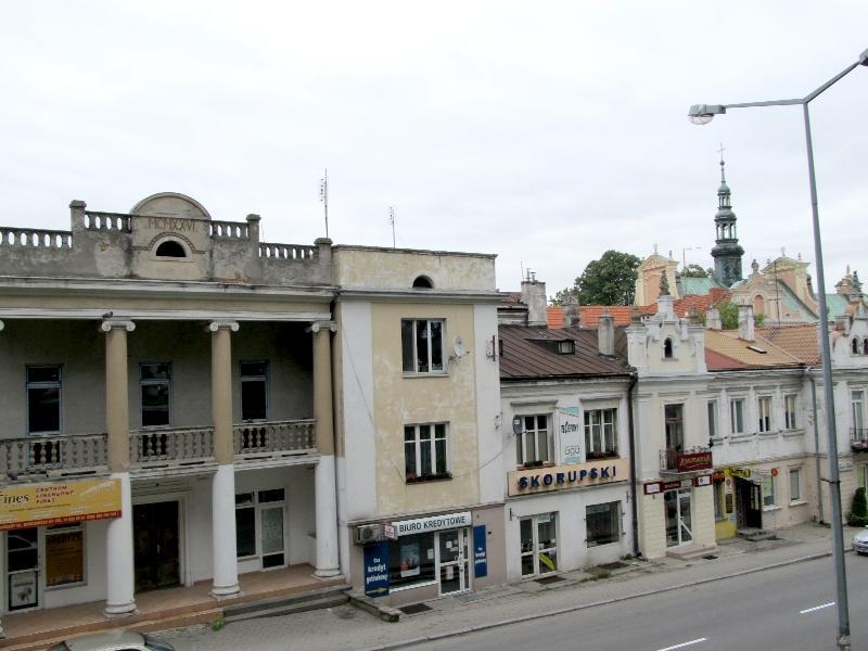 Сандомир: ул. Огродова