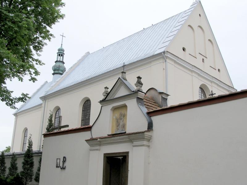 Сандомир: костёл св.Иосифа