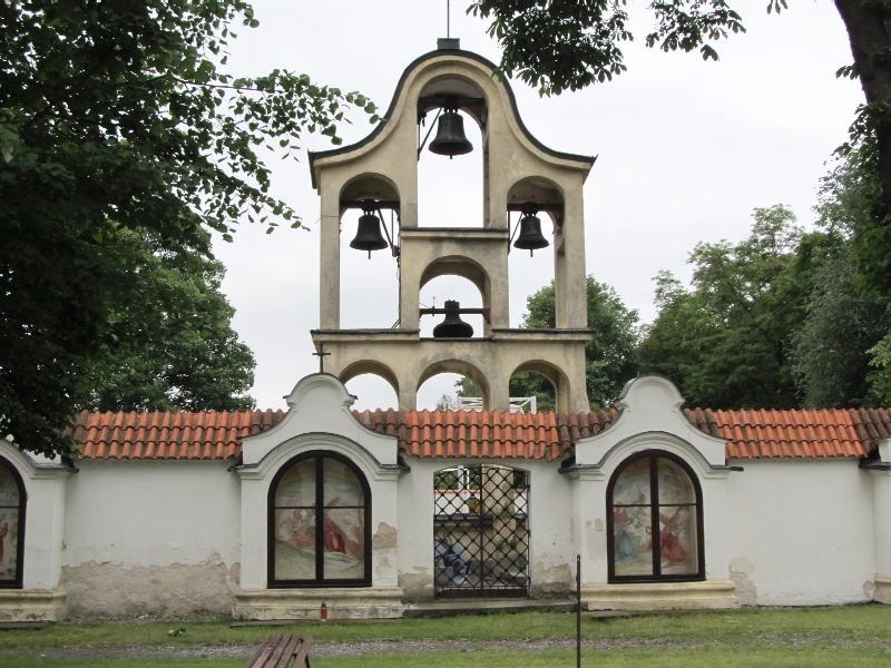 Сандомир: костёл св.Иосифа (колокольня)