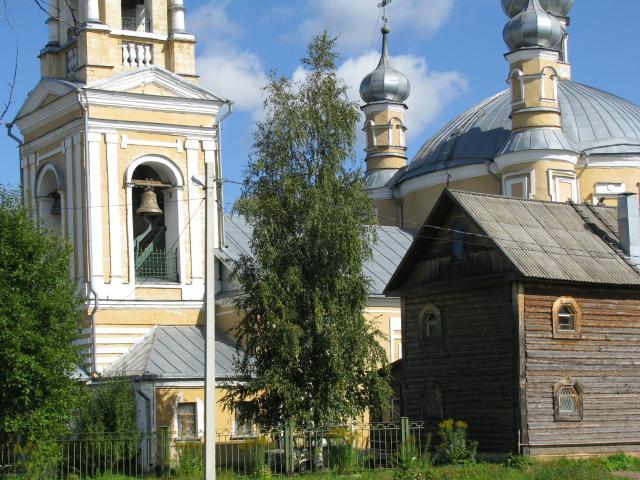 Старица: церковь св.Ильи