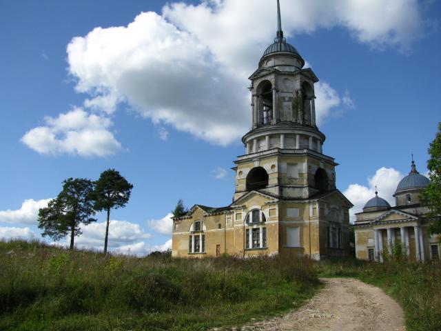 Старица: Борисоглебский собор