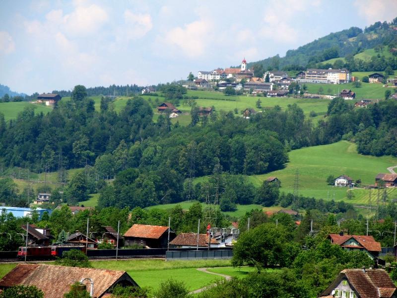 кантон Швиц: холм Штайнерберг