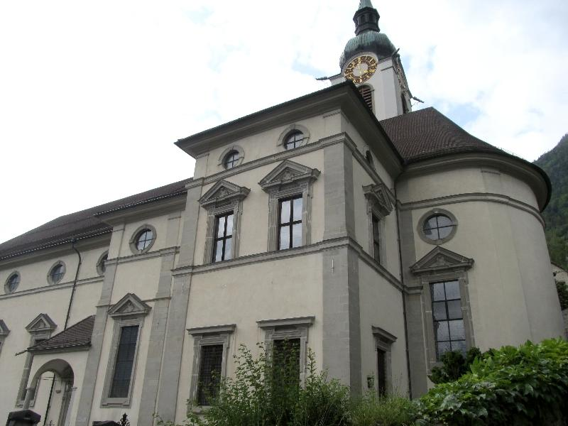 Альтдорф: церковь св.Мартина