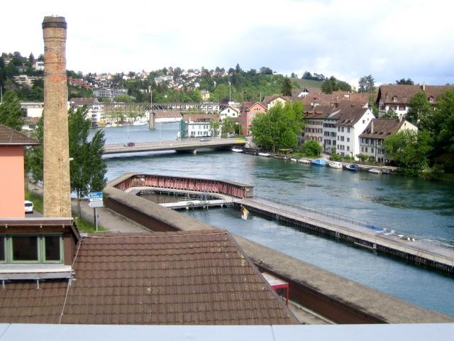 Шаффхаузен: Рейнский бассейн