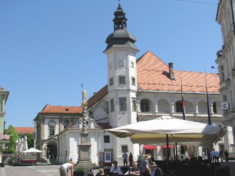 Марибор: городской замок