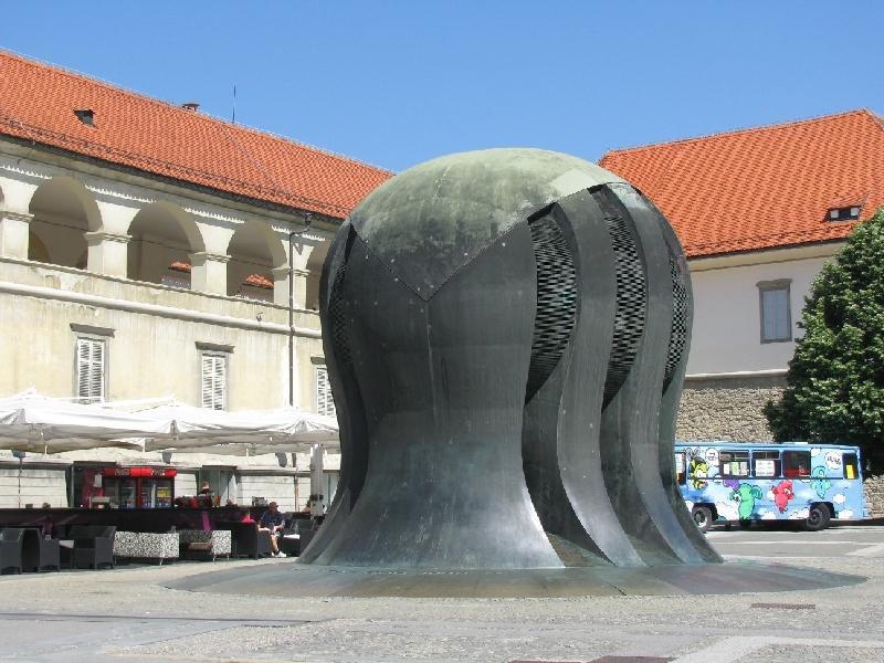 Марибор: площадь Свободы