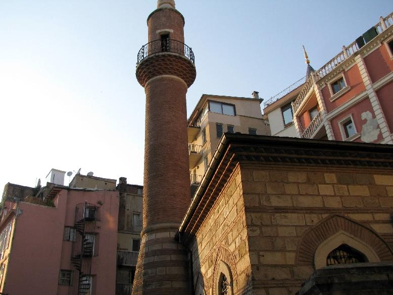 Стамбул: мечеть Берекетзаде