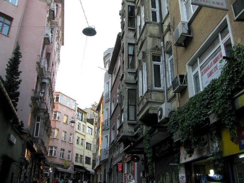 Стамбул: ул. Галипдеде
